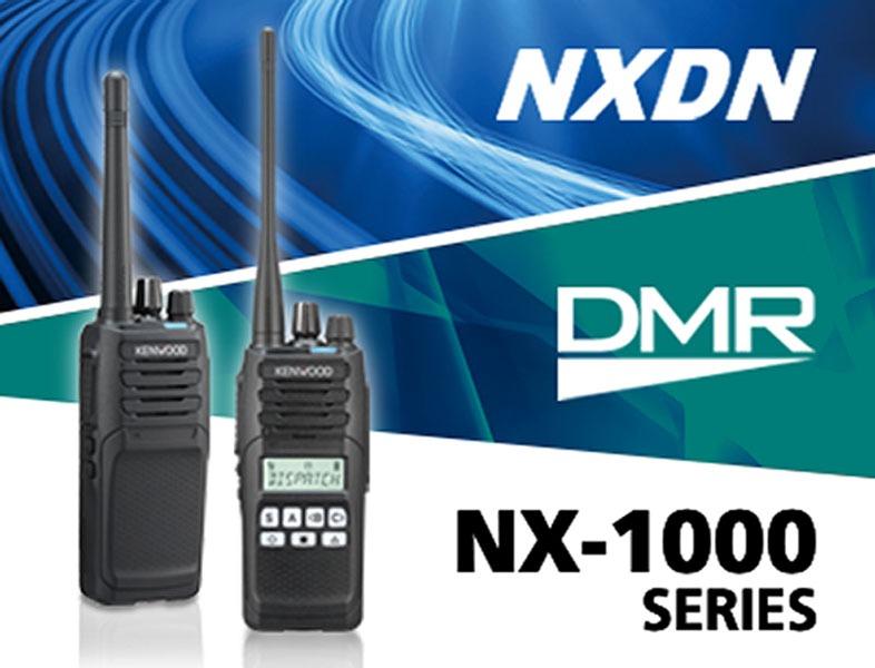 NXDN-DMR 100 SERIES