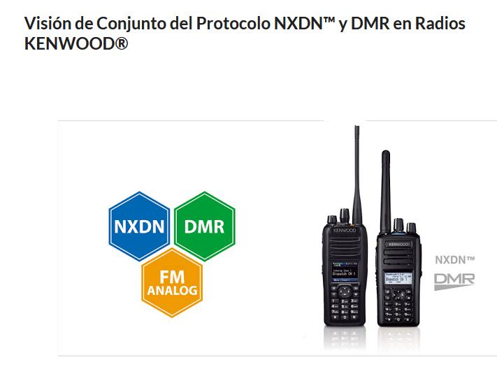 NXDN DMR